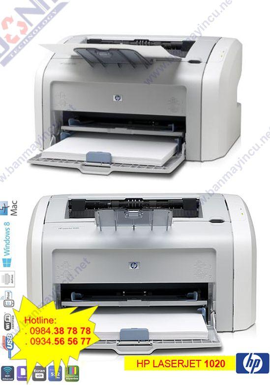 Máy in HP Laserjet 1020 cũ