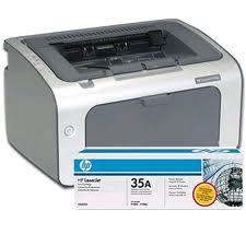 Máy in cũ HP Laserjet P1006