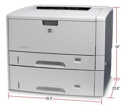 Bán máy in HP LaserJet 5200N cũ