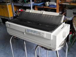 Máy in kim Epson LQ 2180 cũ