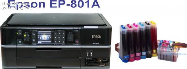 Máy in cũ Epson EP-802A