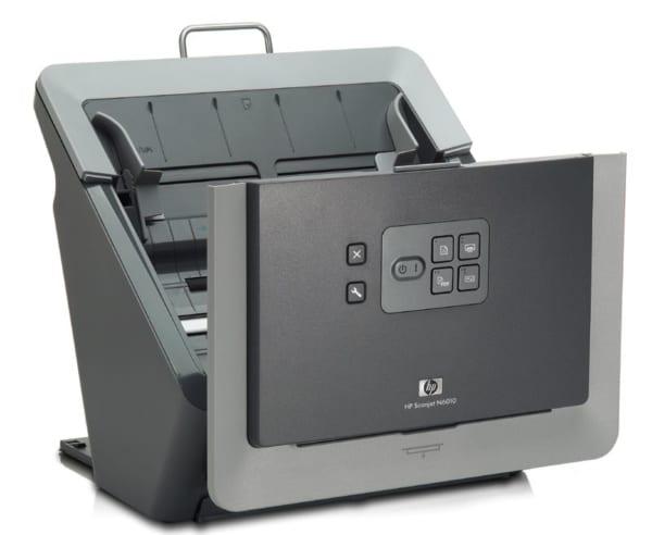 Máy Scan cũ HP ScanJet N6010