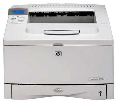 Máy in HP LaserJet 5100 In giấy film