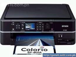 Bán máy in cũ Epson EP-801A