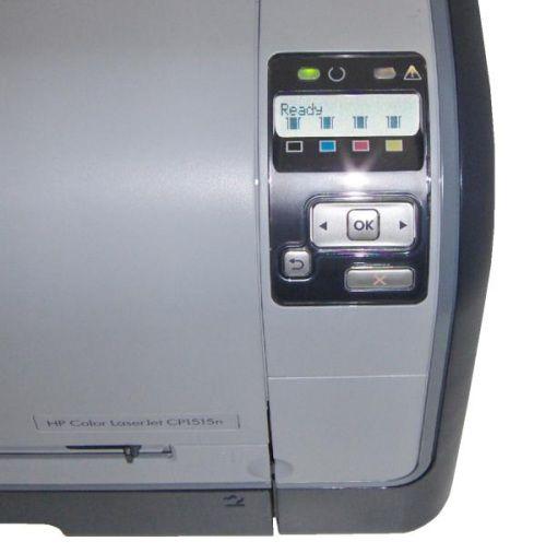 Máy in màu HP Color LaserJet CP1215
