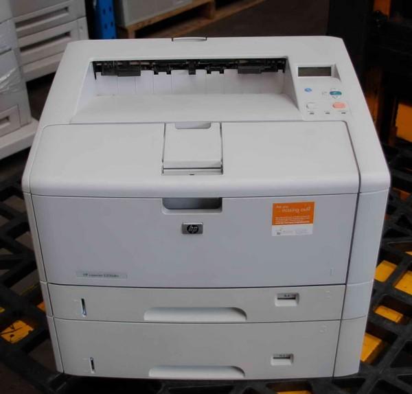 Máy in cũ HP Laserjet 5200