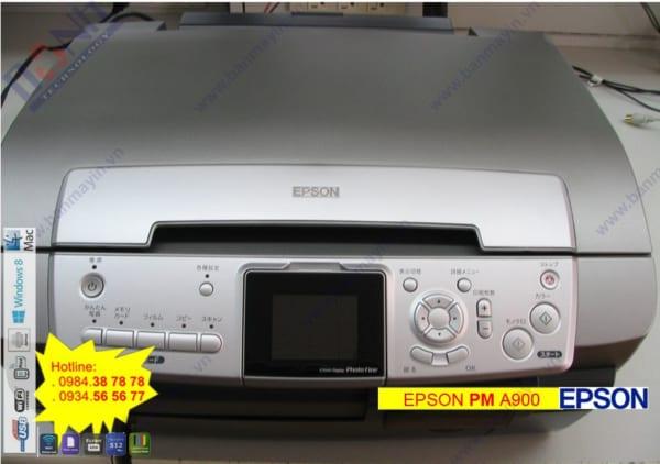 Bán máy in cũ epson pm a900