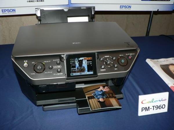 Máy in A4 Epson Colorio PM-T960