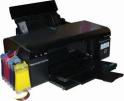 Máy In Epson T60 gắn mực Pigment UV