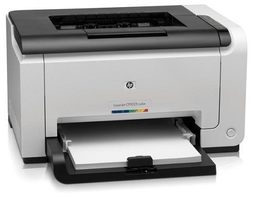 HP LaserJet Pro CP1025 1