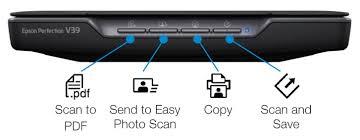 Scanner Epson V39 1 1